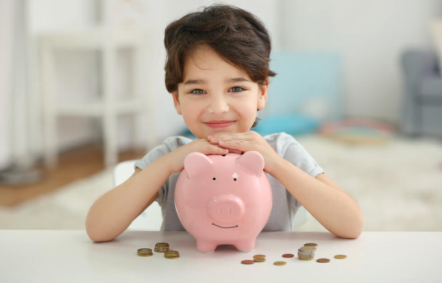 Financial Literacy for Kids: (Easy Lesson Plans, Topics, and Games)