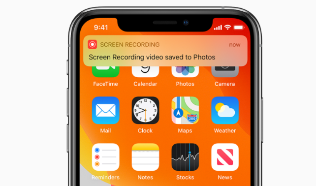 How to Screen Record on iPhone 13 with sound